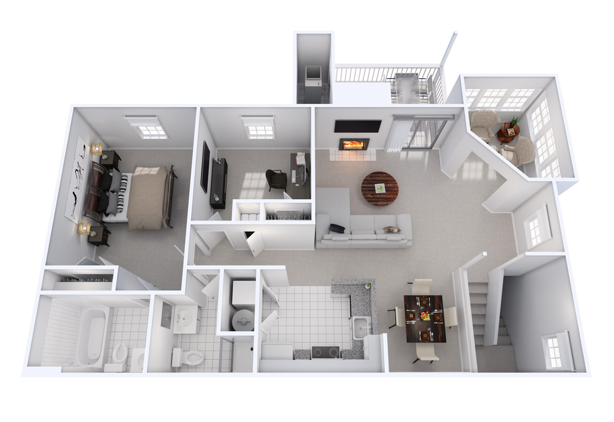 Arundel Floor Plan
