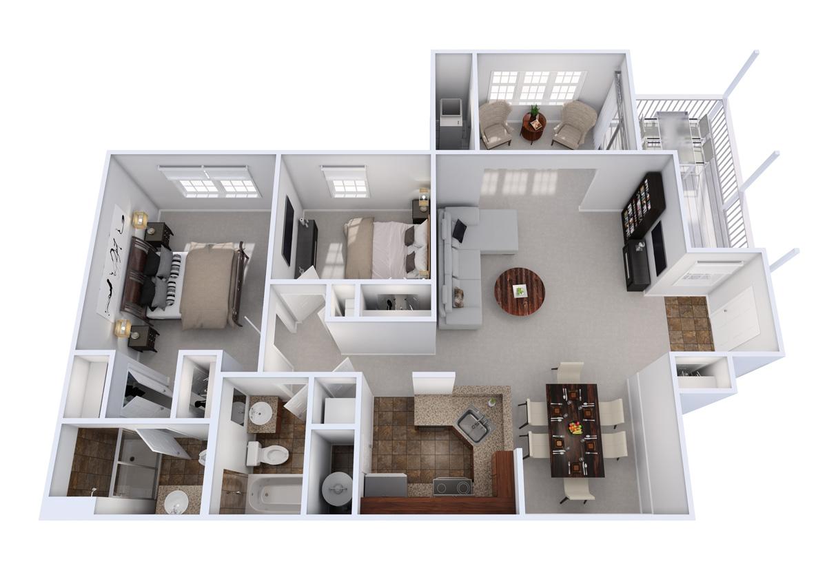Patuxent Floor Plan