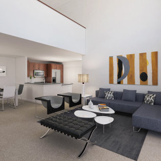 Apartment Rendering